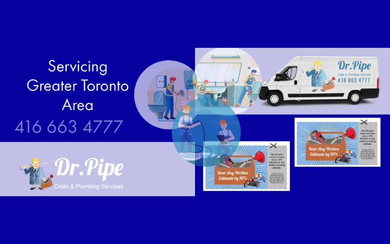 Dr. Pipe Drain and Plumbing Services
