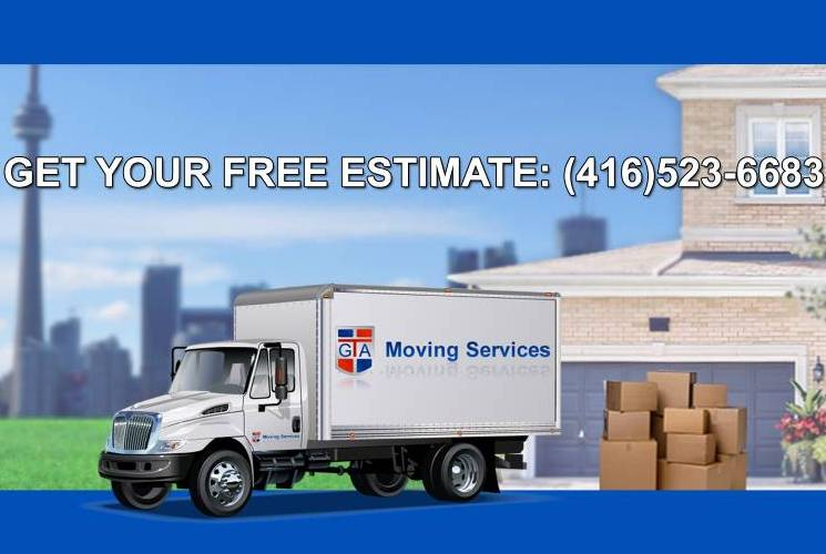 GTA Moving Services