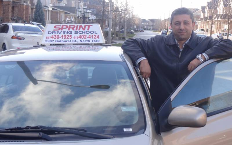 Sprint Driving School Toronto