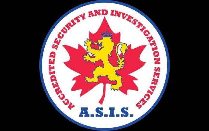 Accredited Security and Investigation Services Inc