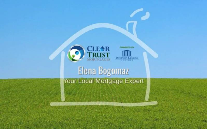 Elena Bogomaz - Dominion Lending Centres - Clear Trust Mortgages