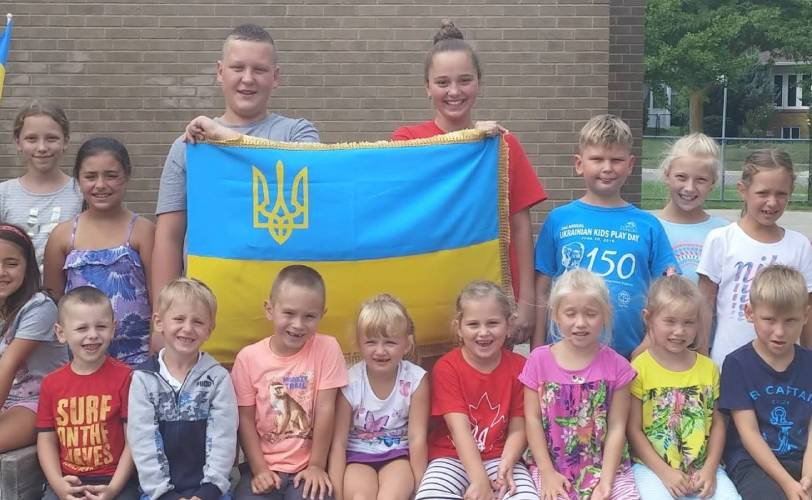 Ukrainian Summer Camp Rezonans