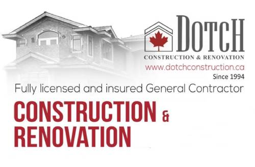Dotch Construction and Renovation